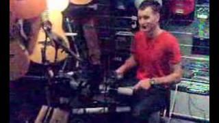 Jon Harris on Electronic Drum Kit