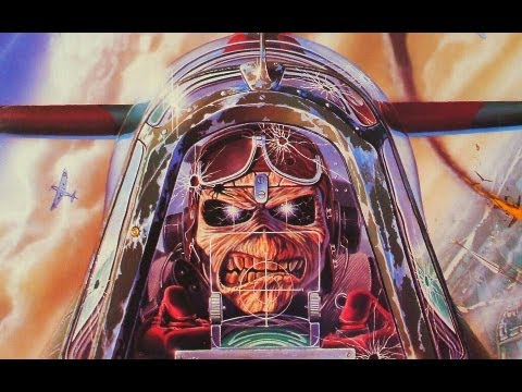 War Thunder | Iron Maiden - Aces High w/ Churchill's Speech