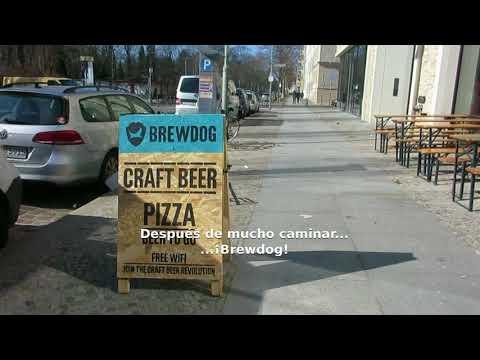 Paseo cervecero: Brewdog + Rauchbier + IPA