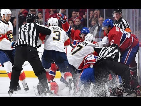 NHL: Protecting Teammates