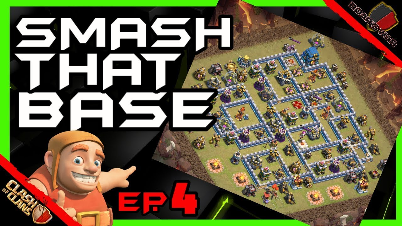 How To Triple That Popular Base at TH12 Ep 4 | Clash of