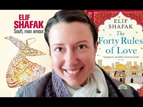 The Forty Rules Of Love By Elif Shafak #bookreview #the40rulesoflove