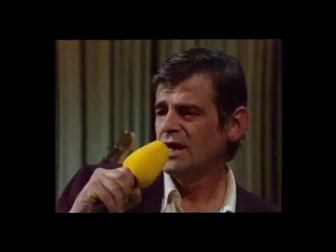 Sergio Endrigo - Io che amo solo te - Live @RSI 1981