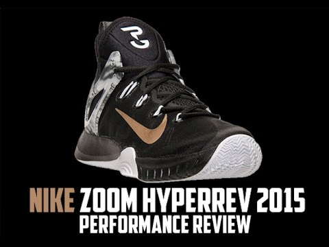 57c8ac04dce2 Nike Zoom HyperRev 2015 Performance Review - YouTube