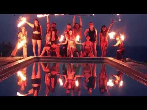 Love in the Fire Costa Rica Fire Dance Retreat