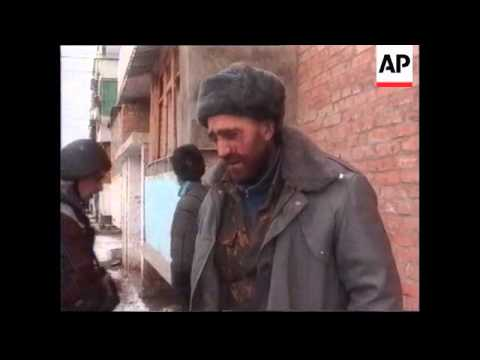 Chechnya - Situation