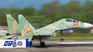Toàn cảnh  máy bay Su-30, CASA 212  gặp nạn   VTC