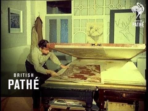 Cave Art Aka Modern Artist (1960)