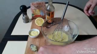 Домашний майонез и соус цезарь рецепт очень вкусно!!