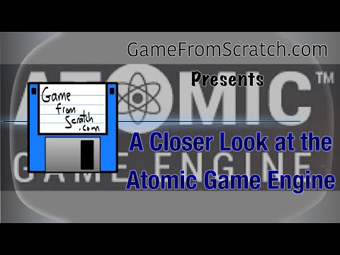 A Closer Look at the Atomic Game Engine