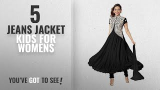 Top 10 Jeans Jacket Kids For Womens [2018]: Kurti / Top