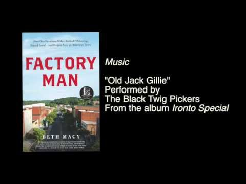 Factory Man by Beth Macy: Made in America