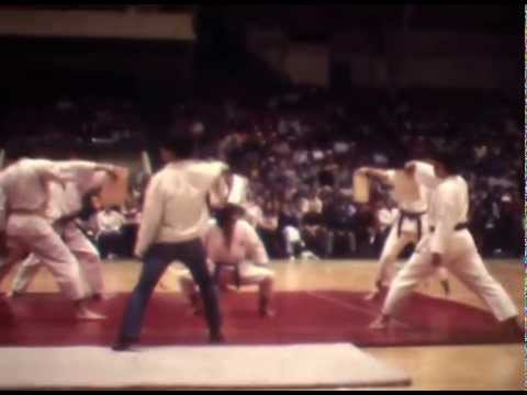 1973 Heart Fund Martial Arts Exhibition and Tournament