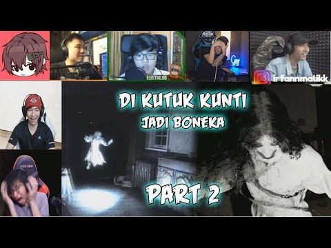 Reaksi Gamer Bermain Pacify - Dikutuk Adek Kunti Jadi Boneka - #2