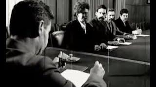 Битва титанов. Троцкий против Сталина.