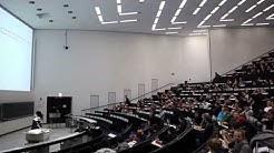 Harry Potter zu Gast in HM - Uni Stuttgart