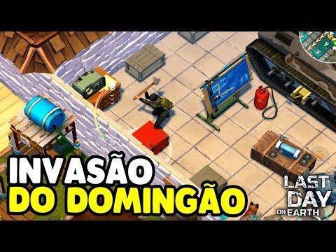 INVASÃO DO DOMINGÃO