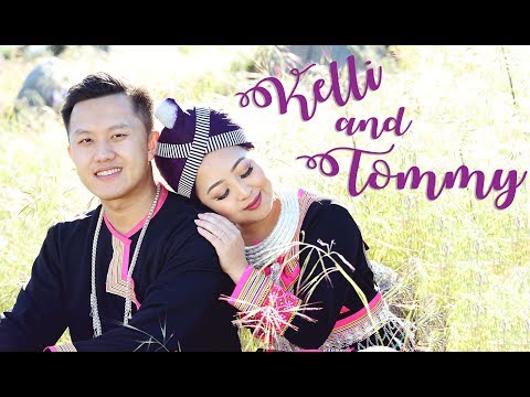 Kelli & Tommy | Traditional Hmong Wedding | Pagnia Xiong