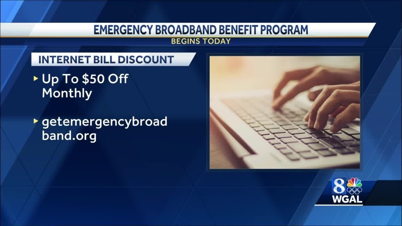 Broadband program can help some Americans save $50 on internet ...