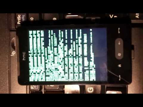 HTC Photon (HD Mini) booting linux from NAND with LK Bootloader