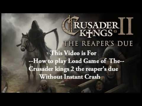 Ck 2 load Game Crash fix