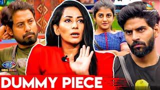 Bala Publicity-காக பொய் சொல்றாரு | Sanjana Singh Interview | Aari, Gabby, Bigg Boss 4, Vijay Tv