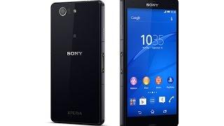 как определить модель телефона Sony Xperia