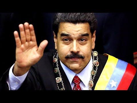 Переворот в Венесуэле: