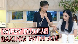 Bonding and Baking with Ate by Alex Gonzaga