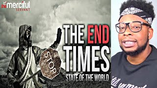 CATHOLIC REACTS TO The End Times (State of the World)