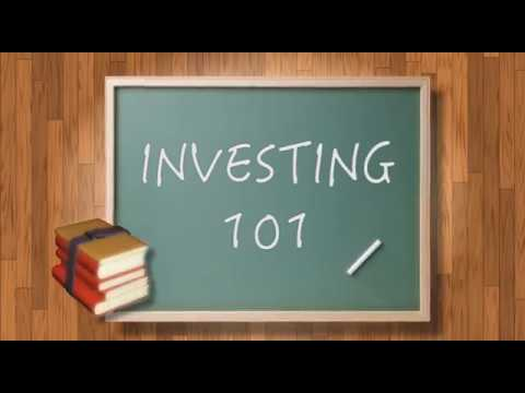 Investing in stock options 101