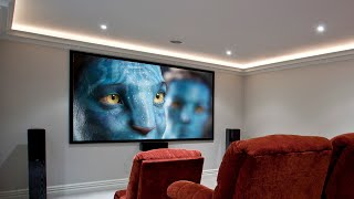Brilliant Small Home Theatre i…