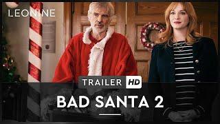 Bad Santa 2 - Trailer (deutsch/german; FSK 12)