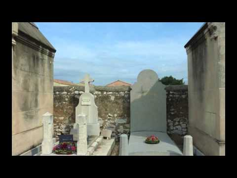 Les grands-parents de Marcel Pagnol reposent à Gignac