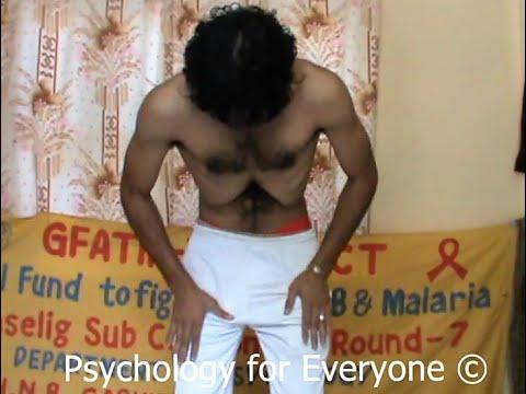 Yoga lesion 12 basic information before you start Nauli kriya