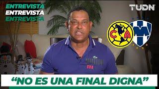 Antonio Carlos Santos hace dura crítica a Miguel Herrera y al América | TUDN