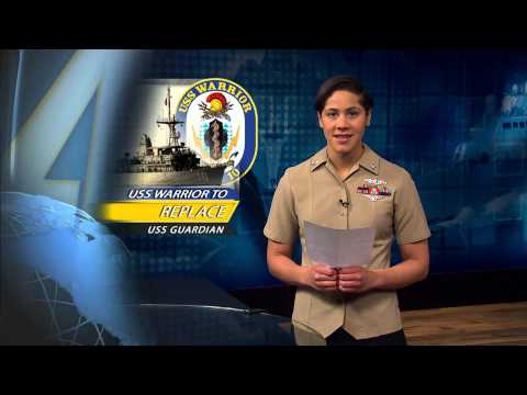 USS Warrior to Deploy to Sasebo, Japan,Replace USS Guardian
