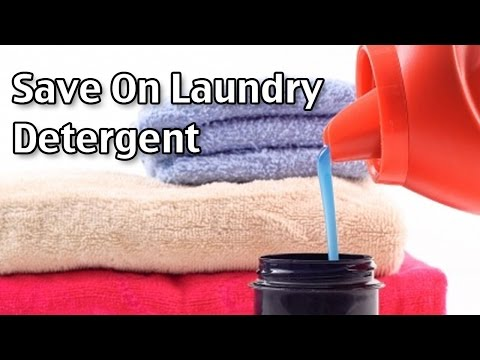 How To Save On Laundry Detergent {Why You're Actually In Debt}