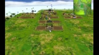 Conflict Zone Skirmish Battle Gameplay SARDINES #5 PS2
