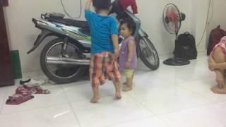 Bước nhảy hoàn vũ - cặp đôi hoàn hảo