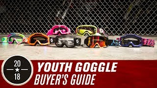 Youth Motocross Goggle Buyer's Guide