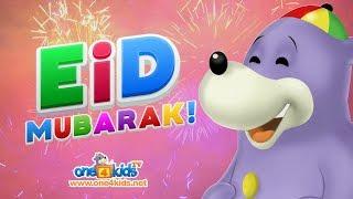 EID MUBARAK FROM ZAKY!  YEAHHH!
