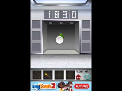100 floors floor 56 70 complete solution youtube for 100 floors 17th floor answer