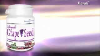 ROYALE Grapeseed Extract Presentation Product