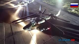 Russian Kamov Ka-52 Alligator In Syria War