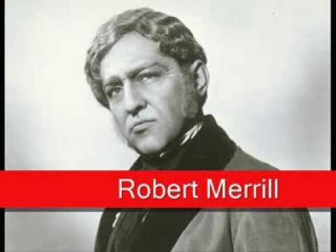 Robert Merrill: Verdi - La Traviata, 'Di Provenza Il Mar'