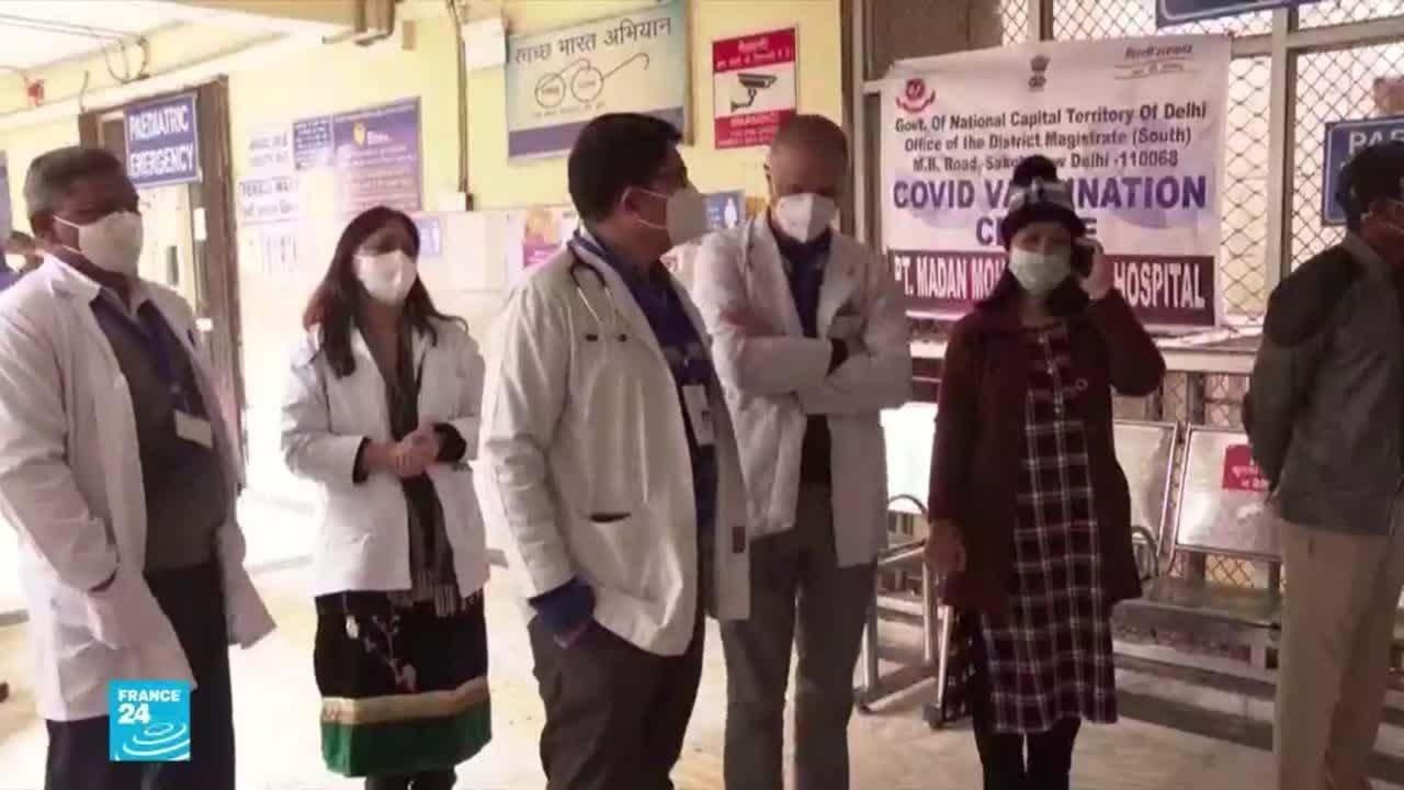 الحكومة الهندية تتخذ إجراءات جديدة بعد تسجيل زيادة قياسية في الإصابات بفيروس كورونا  - نشر قبل 6 ساعة