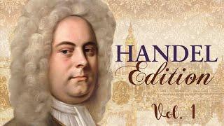 Handel Edition Vol.1