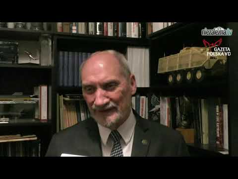 Min.Macierewicz apeluje do MSZ i MON - to ostatni dzwonek