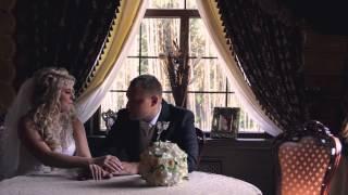 Свадьба. Самая красивая пара...
